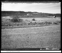 Desert Home, Ferguson Lake, Arizona, 1988, vintage gelatin silver print