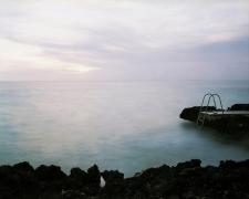 Virginia Beahan View of Bahia de Cochinos, Punta Perdiz, Cuba