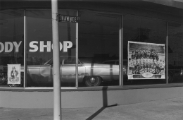 Body Shop, Leavenworth, Kansas, 1977