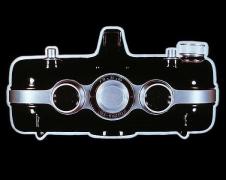 Tri-Vision, 1983 cibachrome photograph
