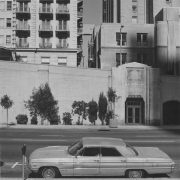 Philip Melnick Fifth St., Los Angeles, CA, 1976