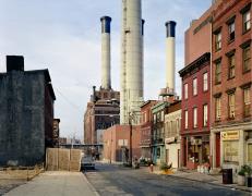 Vinegar Hill, New York, 1985, digital chromogenic print