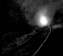 The Orient Express, 2006, gelatin silver print, 16 x 20 inches
