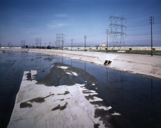 untitled, Los Angeles river, 1979