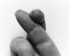 Crossed Fingers, No.2, 1999