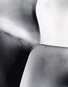 William Garnett, Four Sided Sand Dune, Death Valley, CA, 1954, gelatin silver print, 19 3/4 x 15 3/4 inches