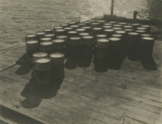 Florence B. Kemmler, Oil Drums, c. 1929