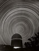 Star Trails around SCP