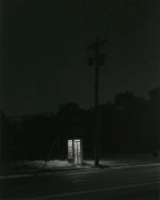 Telephone Booth 3 am, Railway, NJ