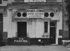 Hudson Street, New York, 1975