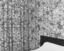 #26 hotel room, Washington D.C., 1977