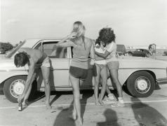 Florida 1977 vintage gelatin silver print