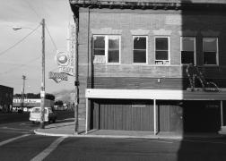 Thunderegg Cafe, Vale, Oregon, 1987