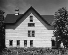 White Barn, 1974