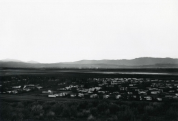 Lemmon Valley, Looking Northwest, Toward Stead (from Nevada)