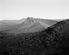 Predator's View, Sierra Pinacate, Sonora, carbon pigment print, 32 x 40 inches