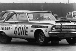 Nitro 1964-1966 gelatin silver print