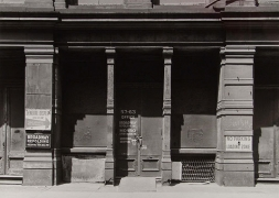 Bevan Davies, 63 Greene Street, NYC, 1975,