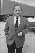 Trucking company executive, Detroit, 1968