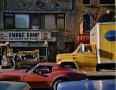 Varick Street, New York, 1984, digital chromogenic print