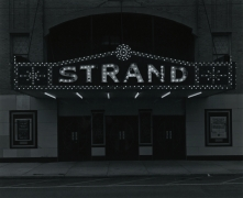 George Tice, Strand Theater, Keyport, New Jersey