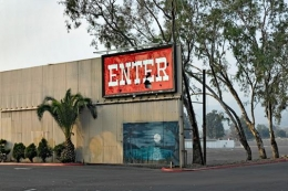 Drive-in Movie Theater, Monrovia, California, 2004