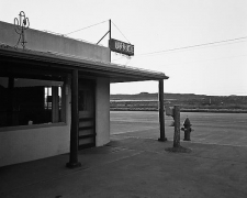 John Schott From the series Route 66 Motels, 1973
