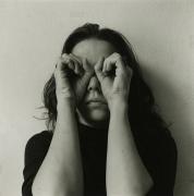 Melissa Shook, Self-portrait, April 3, 1972