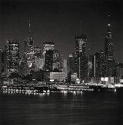 Midtown From Union City, Study 2, New York, New York, 2006