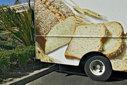 Bread Truck, Valencia, California, 2006