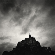 Eglise Abbatiale, Mont St. Michel, France, 1998,