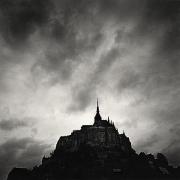 Eglise Abbatiale, Mont St. Michel, France, 1998,