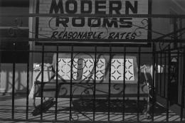 Modern Rooms, Holton, Kansas, 1977