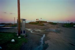 Nubble Lighthouse, York Beach, ME, 1977