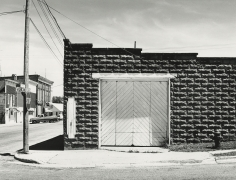 Belmont, WI, from the series, Sites of Southern Wisconsin, 1981
