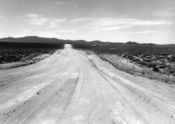 Ione to Berlin (unpaved road), Nevada, 1982