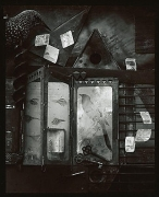 Olivia Parker, Blackbird Aviary, 1981,