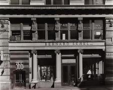 Bevan Davies, 366 Broadway, NYC, 1976,
