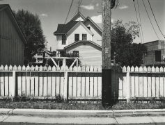 Waupun, WI, from the series, Sites of Southern Wisconsin, 1981
