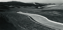 Golf Cart Path, Bernardo Heights Golf Course, Rancho Bernardo, San Diego, CA
