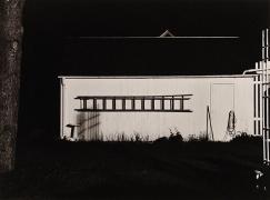 John Banasiak, Vermillion, SD, 1981, vintage gelatin silver print