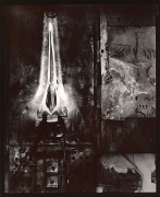Last Gate, 1980, From Lost Objects Portfolio, Toned gelatin silver print, 10 x 8 inches