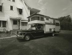 Caddy Camper, New York, 1977