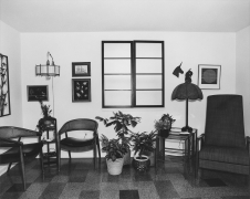 #13 family room, Randallstown, Maryland, 1977-1978
