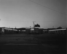 untitled, Route 66 Motels, 1973