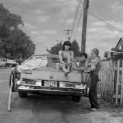 Three Women witha Bat, 1983-84