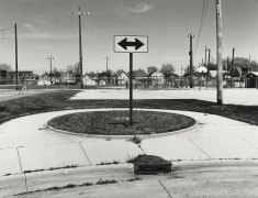 Sheboygan, WI, from the series, Sites of Southern Wisconsin, 1981