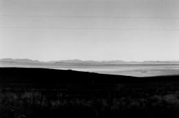 Autolandscape, Colorado vintage gelatin silver print