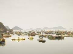 Floating Village Vietnam, 2007