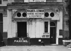 Bevan Davies, Hudson Street, New York